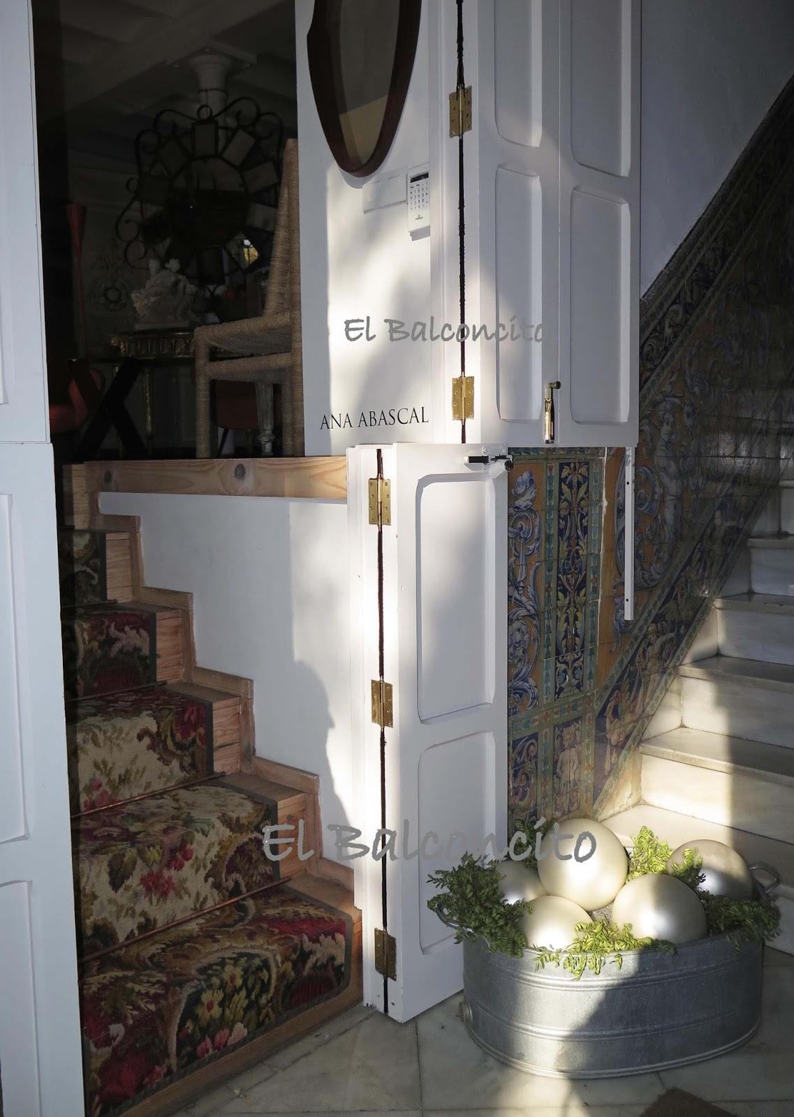 El balconcito decoraci n e interiorismo por ana abascal - Decoracion e interiorismo ...