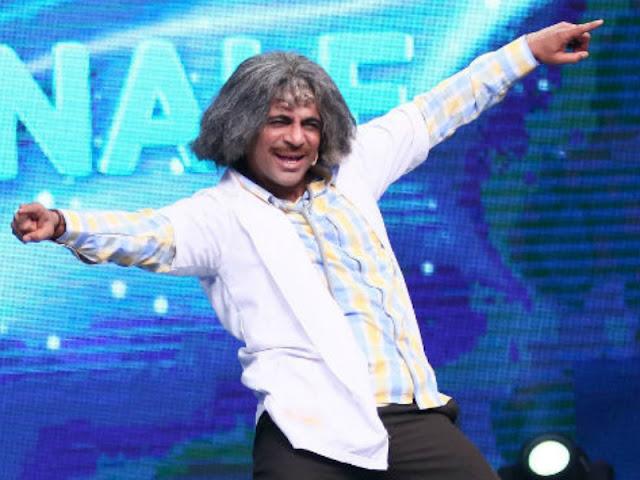 Sunil Grover Live at Phoenix Marketcity (Bengaluru)