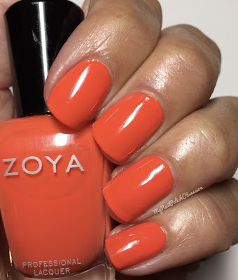 Zoya Sunsets Collection: Cam