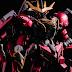 Custom Build: 1/100 Gundam Barbatos Lupus Rex x Sinanju