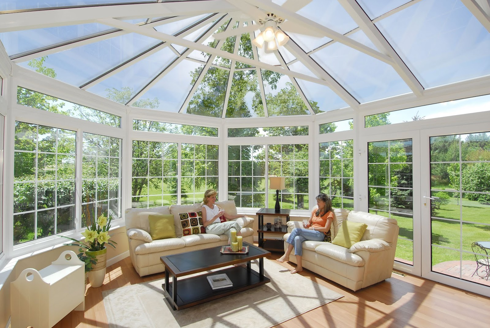 How a Sunroom can Benefit your Health