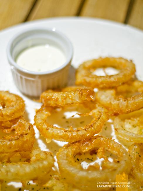 NYOrK Kapitan Pepe Cabanatuan Onion Rings
