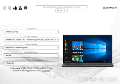 Website Tempat Download Windows 10 ISO Terbaru