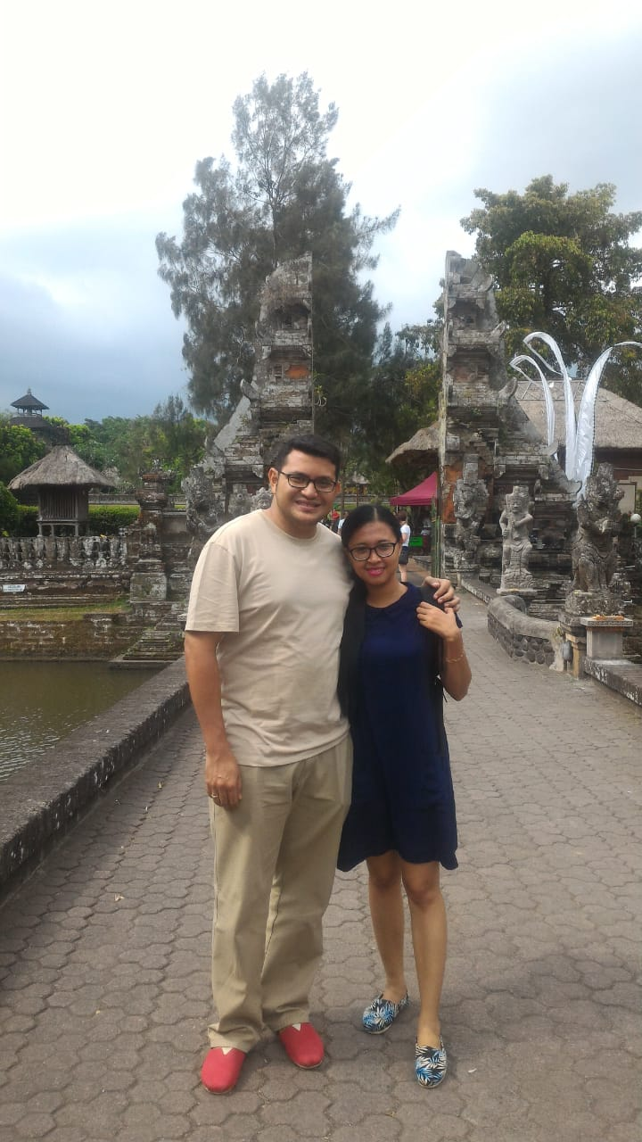 BALI HONEYMOON 22-24 OKT 2018