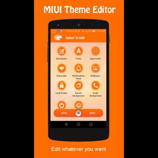 MIUI Theme Editor - MS THEME STORE