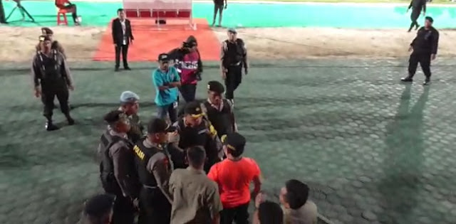 Publik Apresiasi Tindakan Kapolres Palangkaraya Yang Berani Tegur Gubernur Kalteng