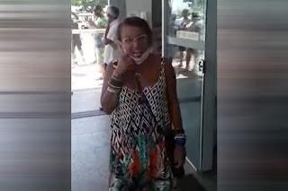 Mulher acusada de injúria racial em banco de João Pessoa paga fiança de R$ 350 e vai responder processo em liberdade