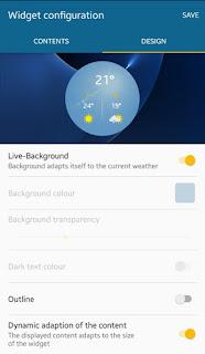 تحميل تطبيق Weather Radar Pro