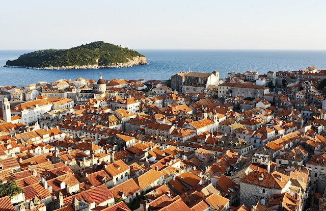 Croacia pasaje urbano donde toma inspiración Westeros