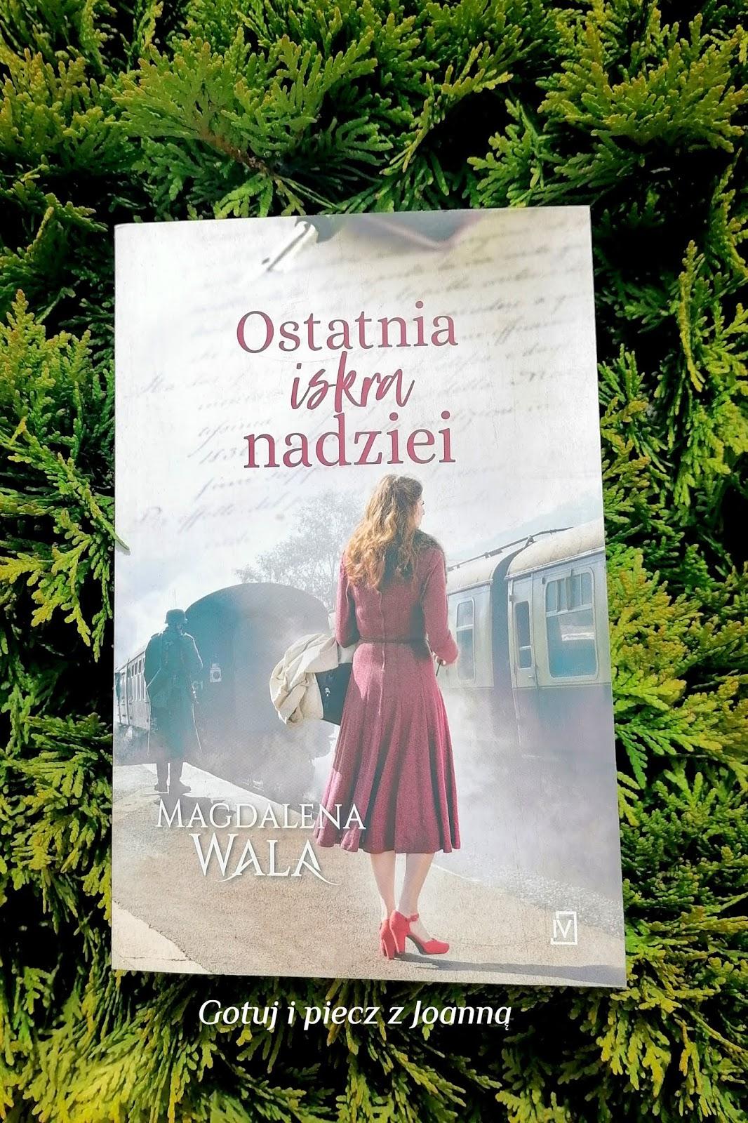 Ostatnia iskra nadziei - Magdalena Wala