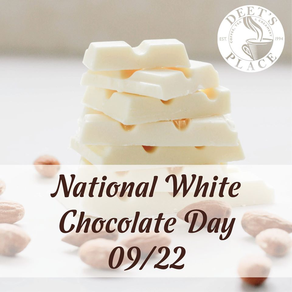 National White Chocolate Day Wishes Sweet Images