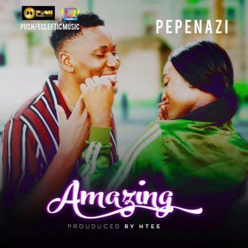 """[LG Music & Video] Pepenazi – """"Amazing"""""""