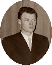 El ajedrecista checoslovaco Miroslav Filip