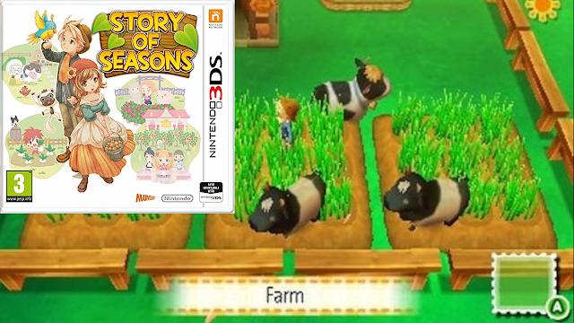 5 Game Nintendo 3DS Simulasi Kehidupan Yang Seru Dan Unik!