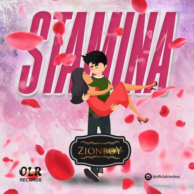 Zionboy - Stamina