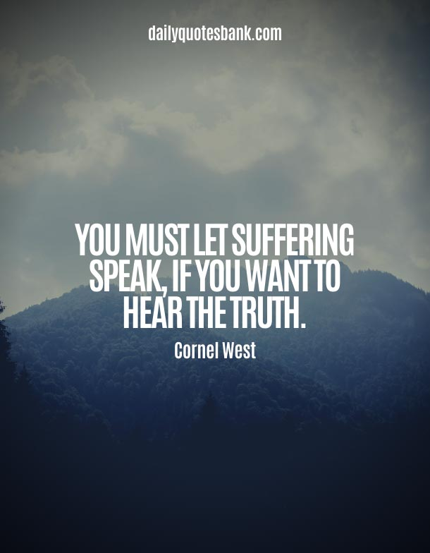 Quotes About Suffering From Depression