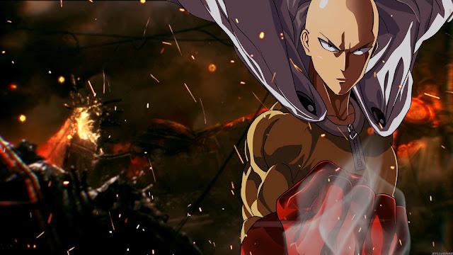 One Punch Man BD (Episode 1 – 12) Full Episode Sub Indo + OVA