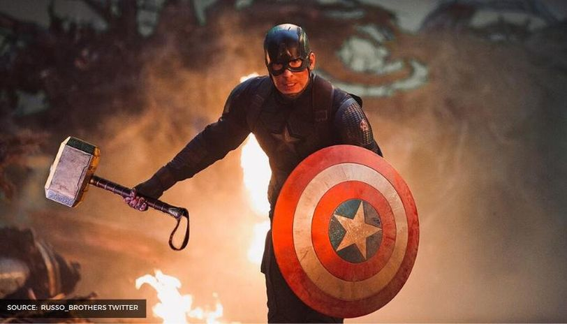 Avengers: Endgame: Chris Evans was excited when he knew he was going to lift the Thor Hammer