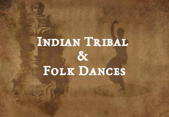 Indian Tribal & Folk Dances