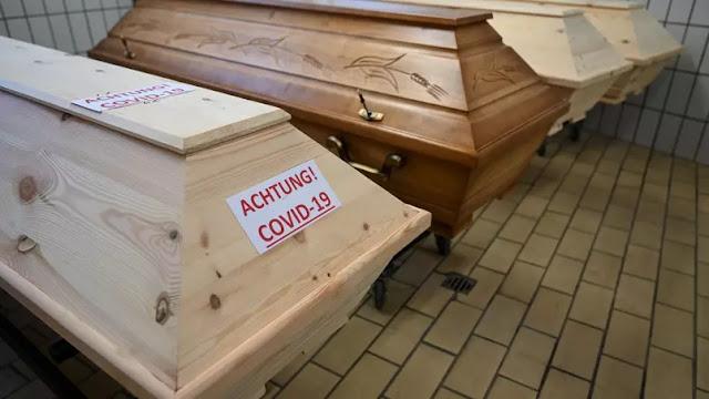 Mortes por Covid-19 no mundo podem ser o dobro do estimado, segundo estudo da Universidade de Washington