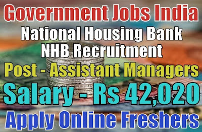 National Housing Bank Recruitment 2019