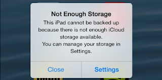 How To Update iPhone if there is not enough memory space