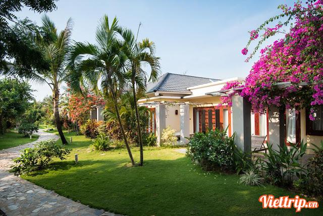 Bungalow tại Eden resort Phú Quốc