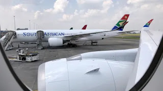South Africa agrees to privacy-based state airline