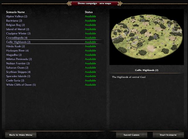 0 A.d. demo single player campaign