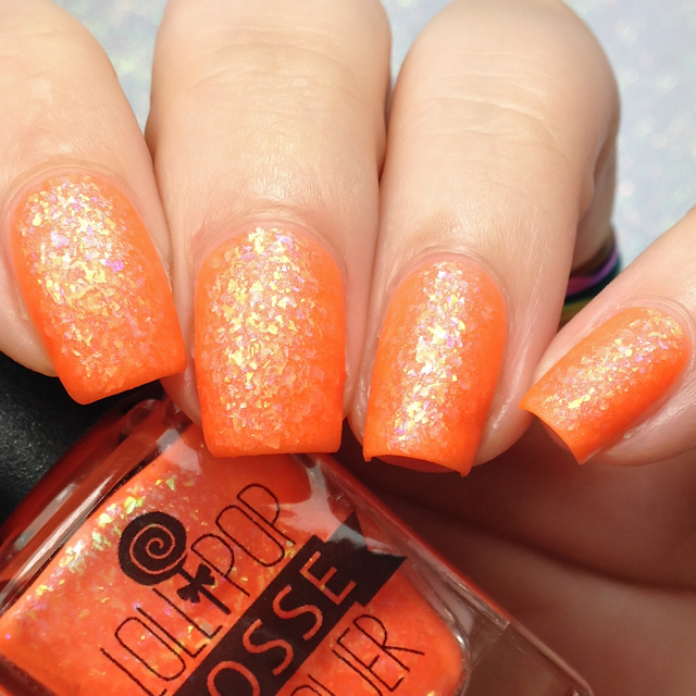Lollipop Posse Lacquer-Metaphorical Gin and Juice