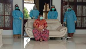 Bupati Ogan Ilir Positif Corona Dan Sempat Menolak Dibawa ke RSMH Palembang, Tak Mau Sendirian