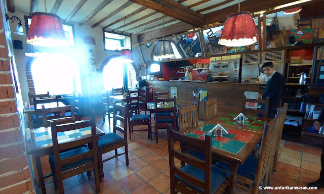 Clock Tower Cafe, Rokeby Manor, Landour, Mussoorie