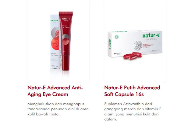 Natur-E Advanced Anti Aging Serum