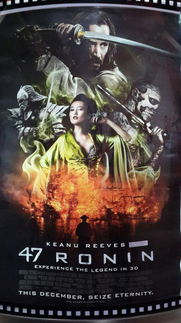 47 Ronin Movie Film 2013 Sinopsis
