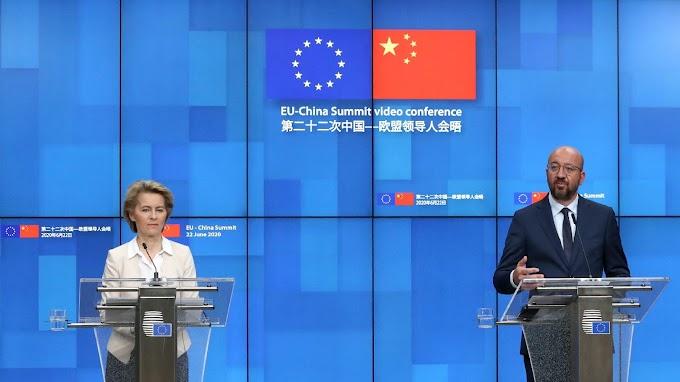Az uniós vezetők aggodalmukat fejezték ki a hongkongi nemzetbiztonsági törvény miatt