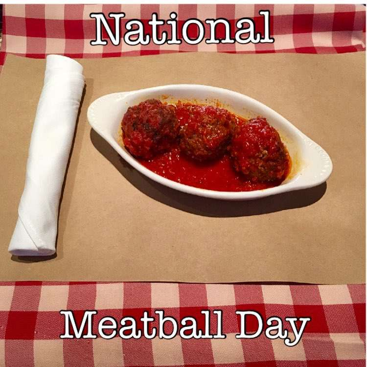 National Meatball Day Wishes Lovely Pics