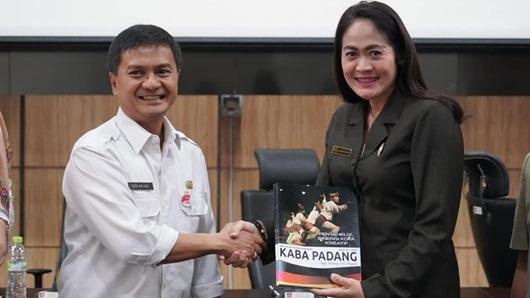 Pemko Padang Dikunjungi Komisi B DPRD Kota Magelang Bahas Strategi Peningkatan PAD