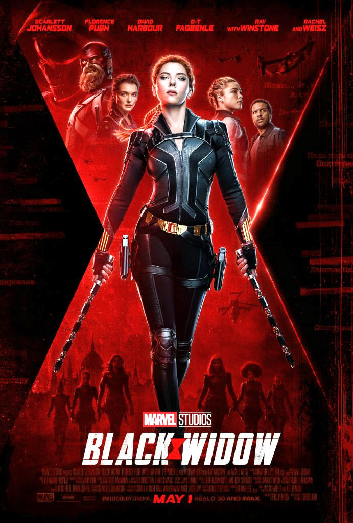 Black Widow is an upcoming American superhero film based on the Marvel Comics character of the same name. Produced by Marvel Studios and distributed by Walt Disney Studios Motion Pictures, it is intended to be the twenty-fourth film in the Marvel Cinematic Universe (MCU).