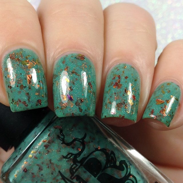 Rogue Lacquer-Turquoise Mountain