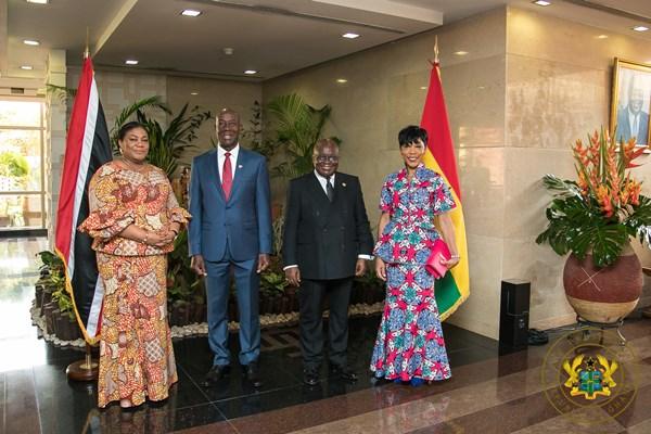 """Ghana, Trinidad & Tobago Relations Strengthened"" – President Akufo-Addo"