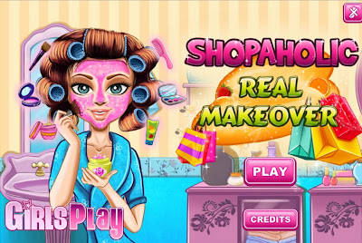 GAME Shopaholic Real Makeover