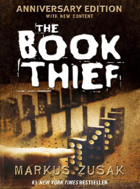 The Book Thief. 1st American edition