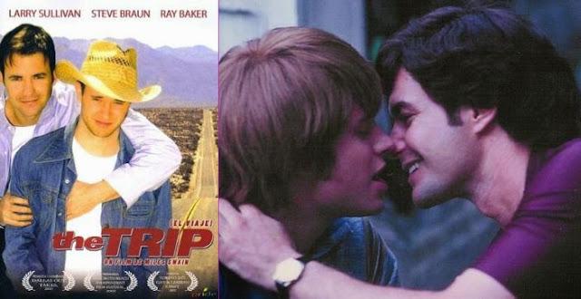 The trip, película