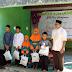 Semarak Tarhib Ramadhan, PKS Kebumen Berbagi Santunan Yatim