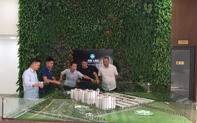 Rất đông khách hàng nước ngoài tìm mua biệt thự, liền kề Him Green Park