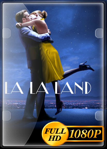 Pelicula La La Land: Ciudad de Sueños (2016) FULL HD 1080P LATINO/INGLES Online imagen