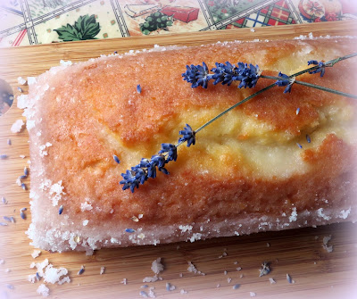 Proper Lemon Drizzle Loaf