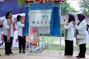 Ibu Negara Iriana Canangkan Peningkatan Kesehatan dan kwalitas lingkungan masyarakat di Serang