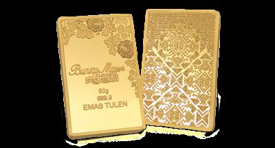 Gold Bar 50gram