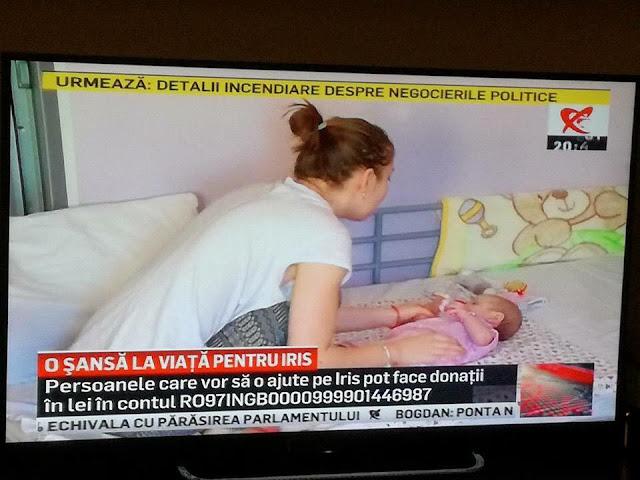 bebelus cancer 3 luni Popesti Leordeni